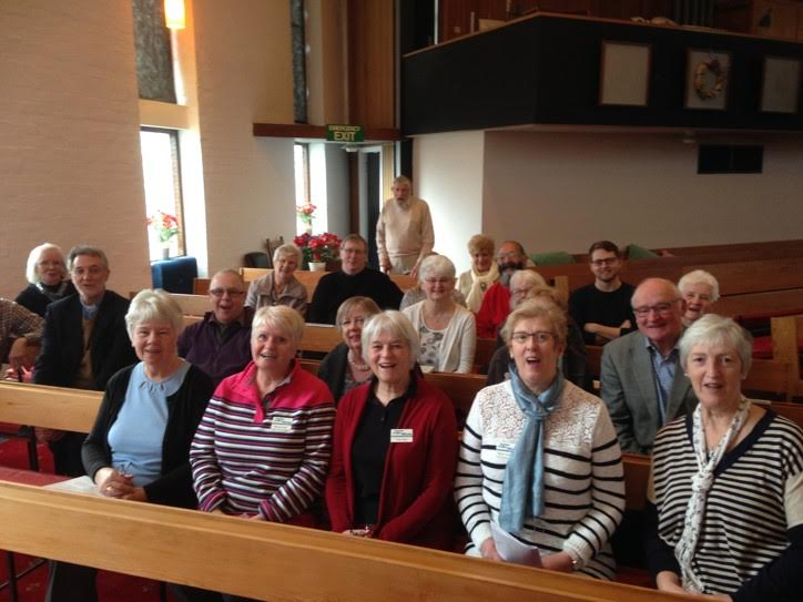 PACT service in Glenburn Parish Church